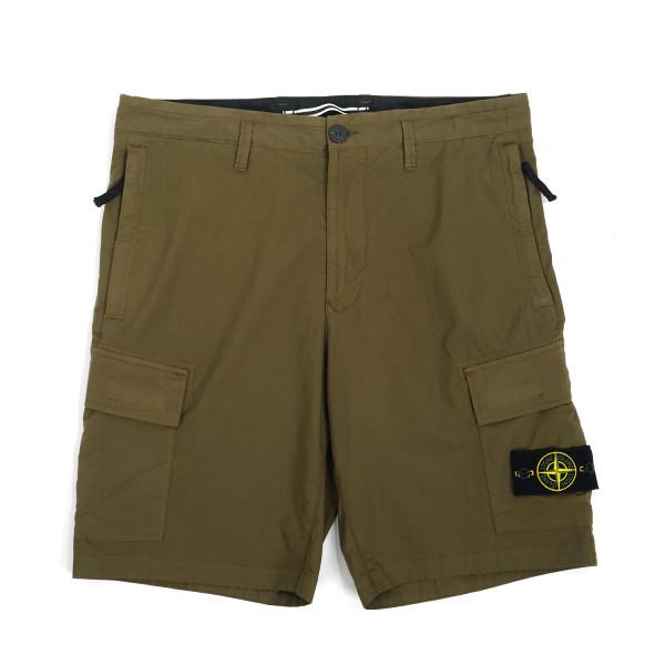 Stone Island Regular Cargo Shorts