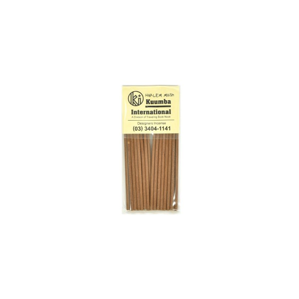 Kuumba Incense Sticks Mini Harlem Musk