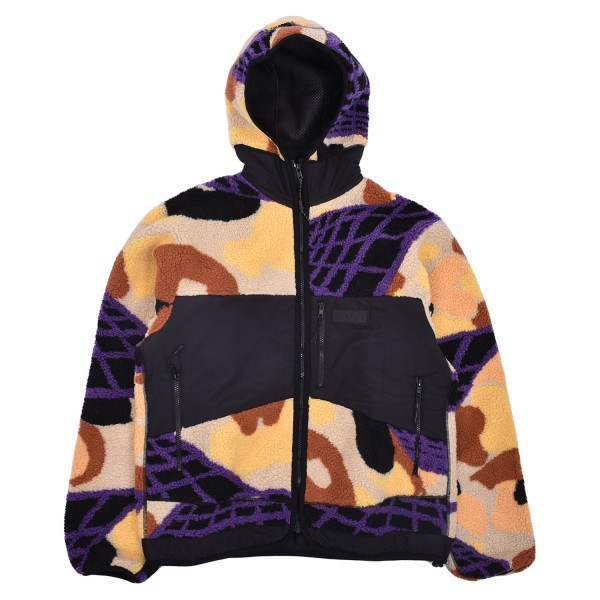 P.A.M. DNA Camo Sherpa Jacket