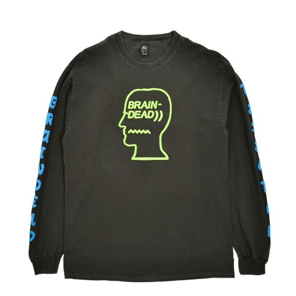 Brain Dead Vehicle Longsleeve T-Shirt
