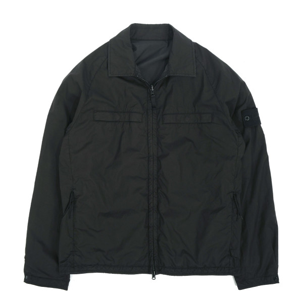 Stone Island Ghost Piece Reversible Zip Overshirt