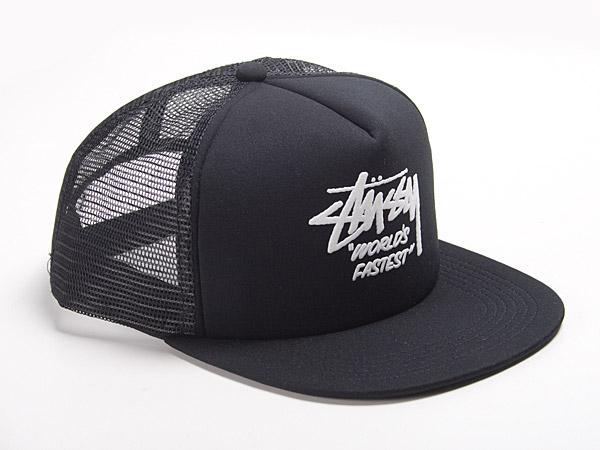 Stussy World s Fastest Ball Cap  84d4c57e500