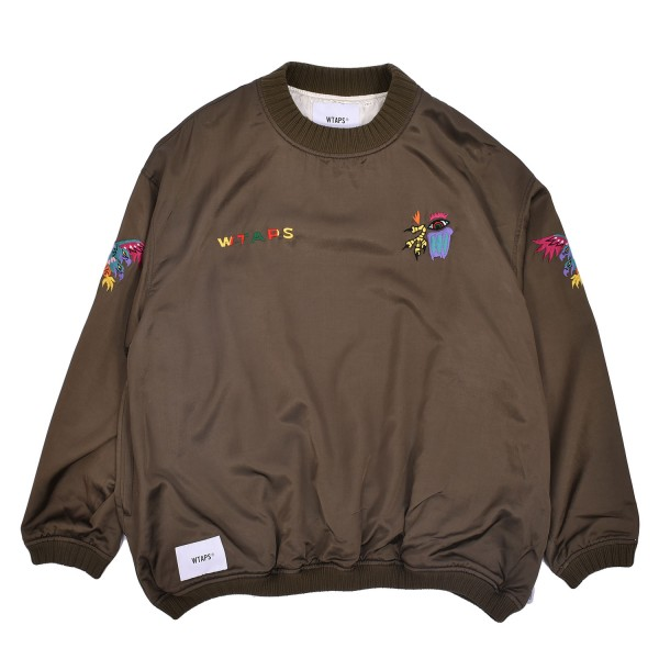 Wtaps Cribs 02 Sweatshirt
