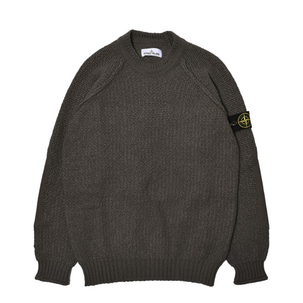 Stone Island Knitted Crewneck Sweater