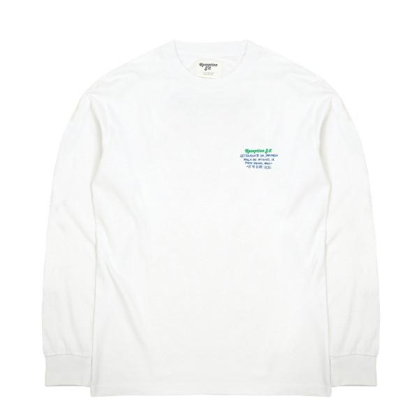 Reception Ristorante Da Japonesa Longsleeve T-Shirt