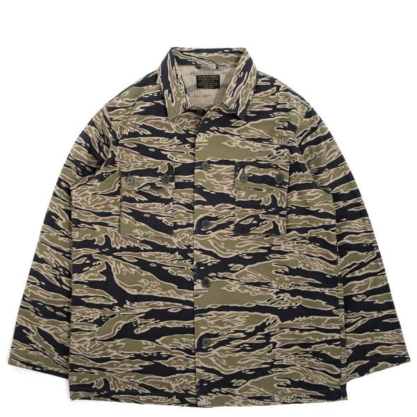 Wacko Maria Tigercamo Army Type-1 Overshirt