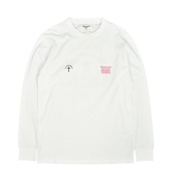 Reception Suzy's Warung Longsleeve T-Shirt