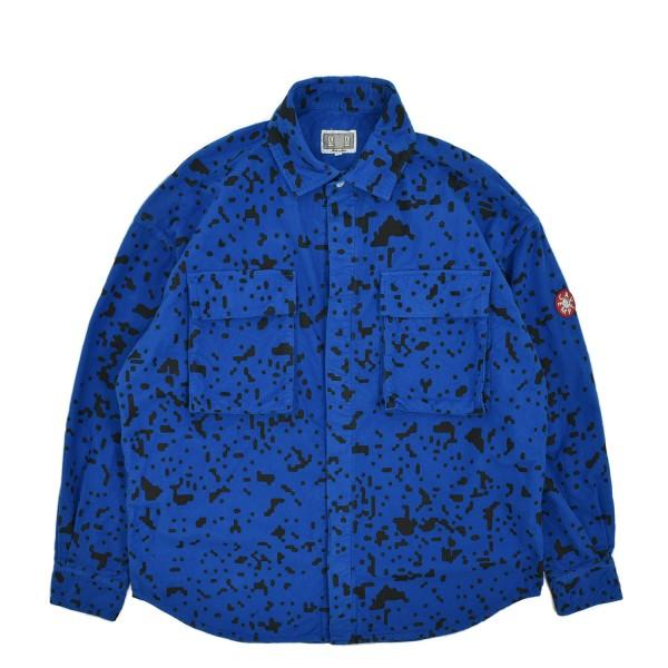 Cav Empt Noise Flannel Big Shirt