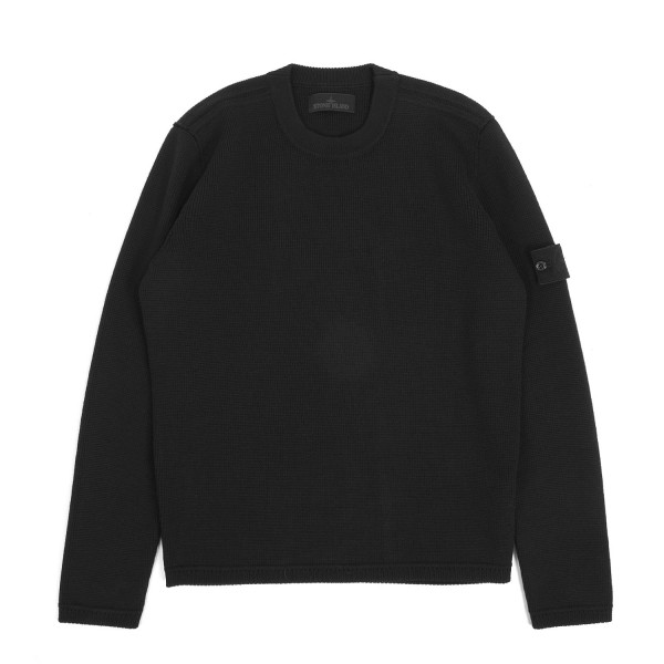 Stone Island Ghost Piece Knitted Sweater