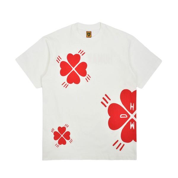 Human Made Heart Clover T-Shirt