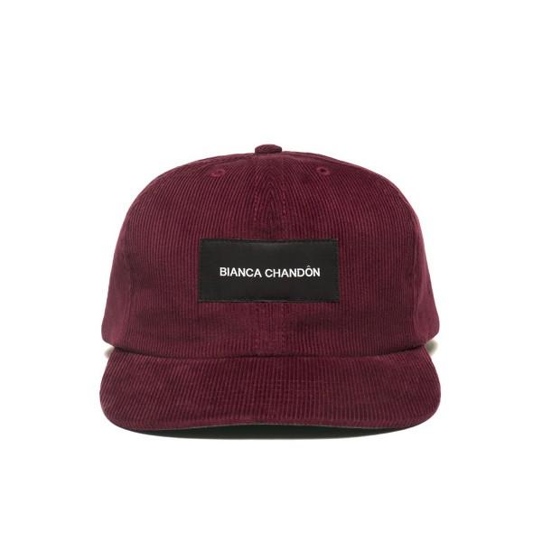 Bianca Chandon Logotype Label Polo Cap