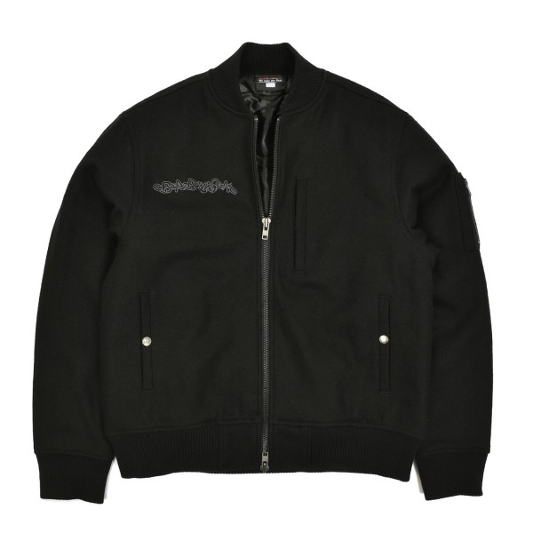 Babylon Wool Bomber Jacket