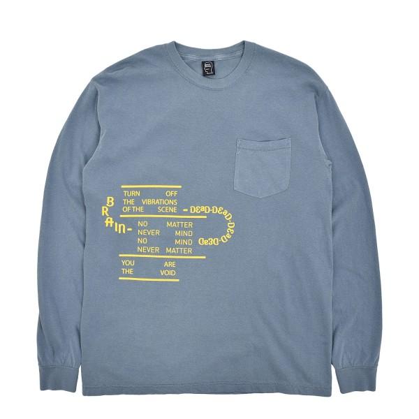 Brain Dead Ghost Longsleeve T-Shirt