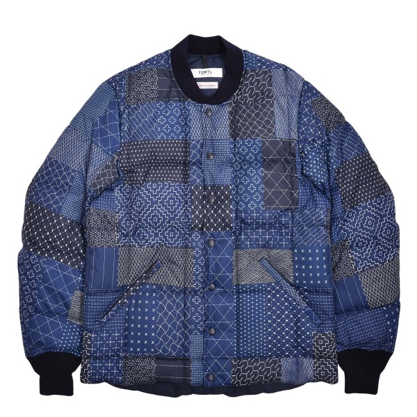 FDMTL Zanter Sashiko Down Jacket