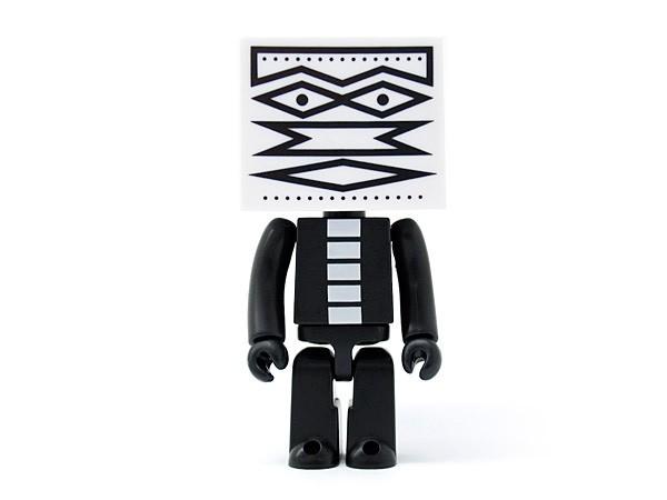 Medicom Toy Rekids x Devilrobots Kubrick - Japan Relief
