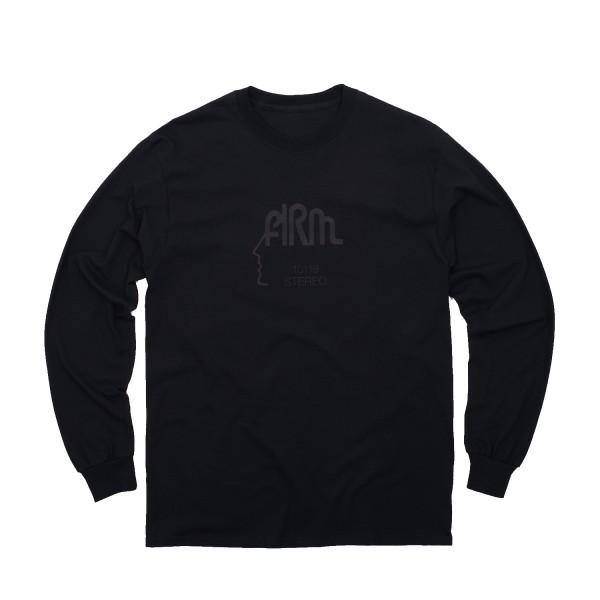 Firmament Stereo Longsleeve T-Shirt