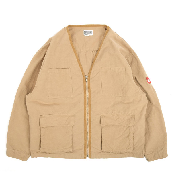 Cav Empt Unbalance Zip Jacket