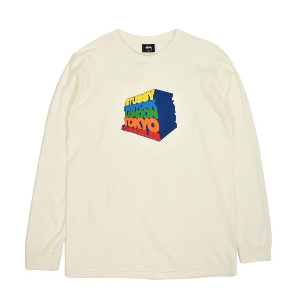 Stussy Stacked Up Longsleeve T-Shirt