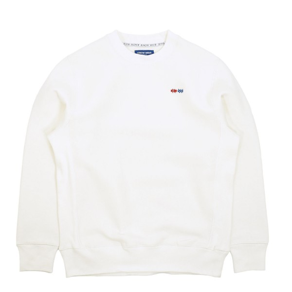 Know Wave Initial Crewneck Sweatshirt