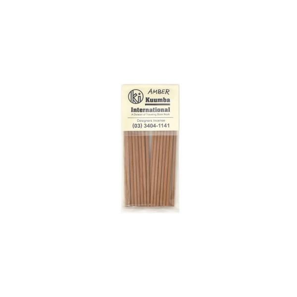 Kuumba Incense Sticks Mini Amber