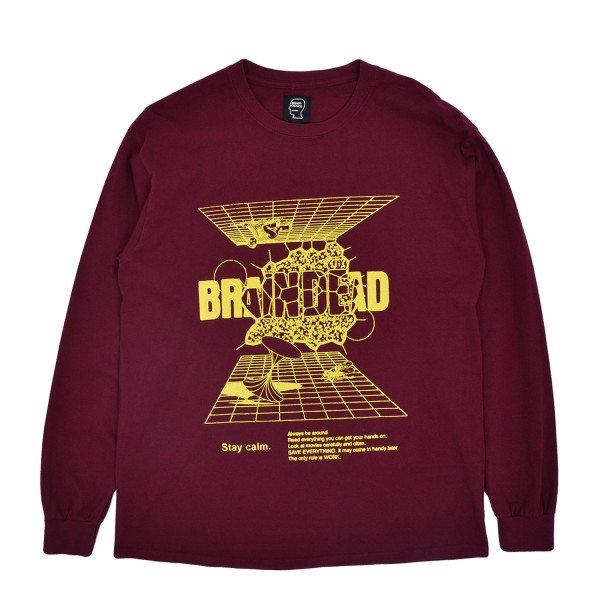 Brain Dead Orbit Longsleeve T-Shirt