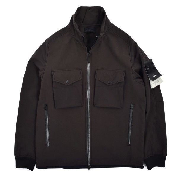 Stone Island Ghost Piece Poliestere 5L Stretch Jacket