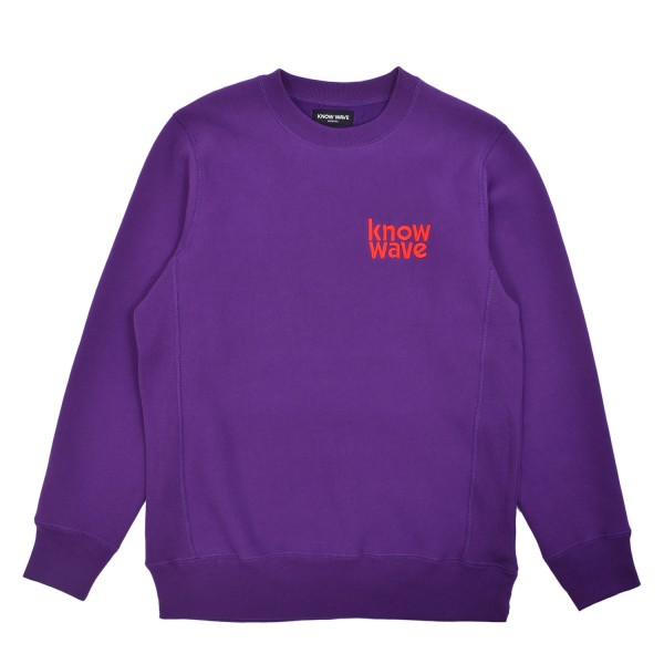Know Wave Broadcast Crewneck Sweatshirt