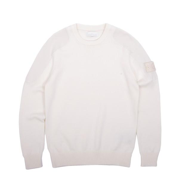 Stone Island Ghost Piece Knit Crewneck Sweater Firmament Berlin