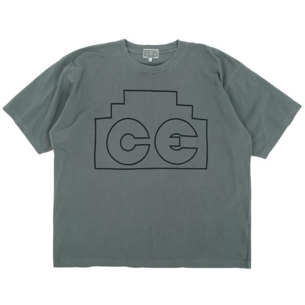 Cav Empt Overdye Ziggurat Ce Big T-Shirt
