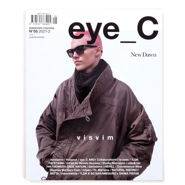 eye_C magazine No. 05 AUTUMN/WINTER 2021