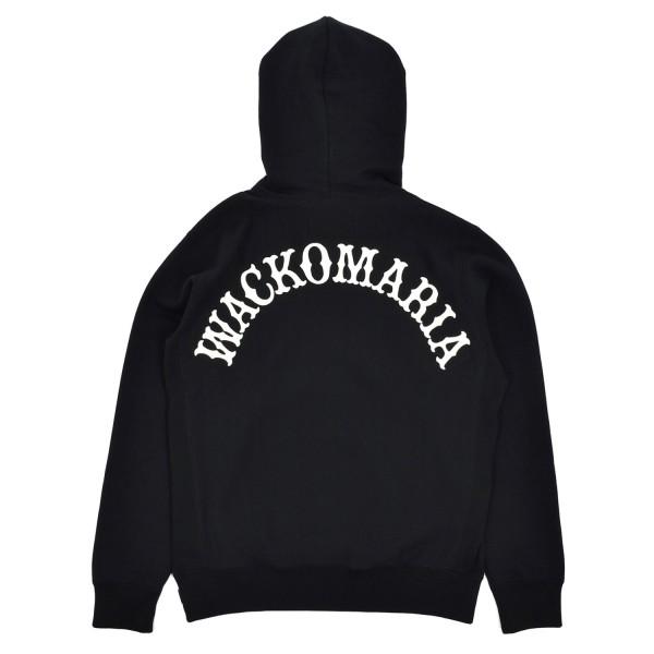 Wacko Maria Heavyweight Pullover Hooded Sweatshirt Type-2