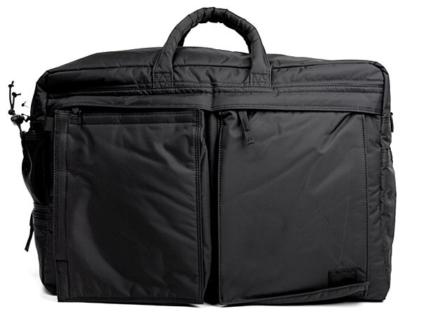 Head Porter Black Beauty Duffle Bag S