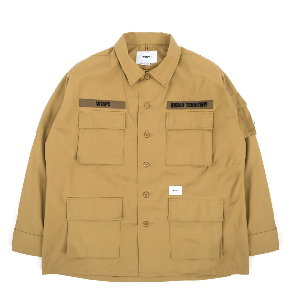 Wtaps Jungle 02 Longsleeve Shirt