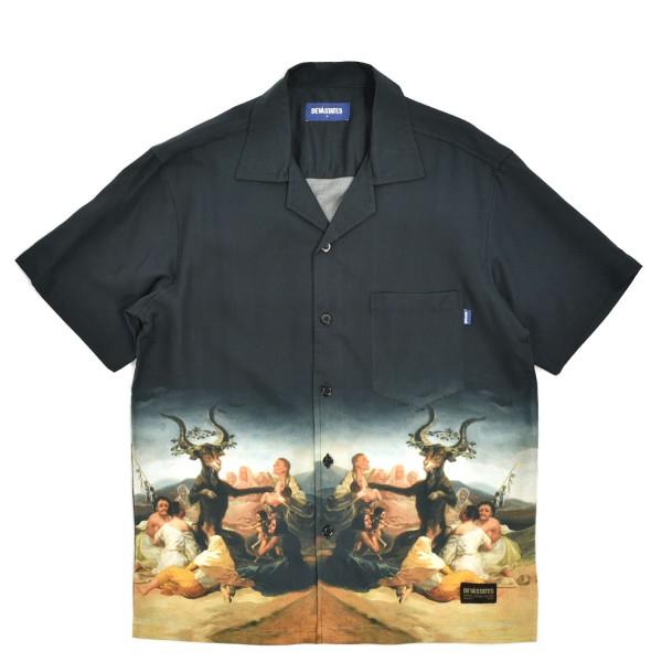 Deva States Goat Souvenir Shirt