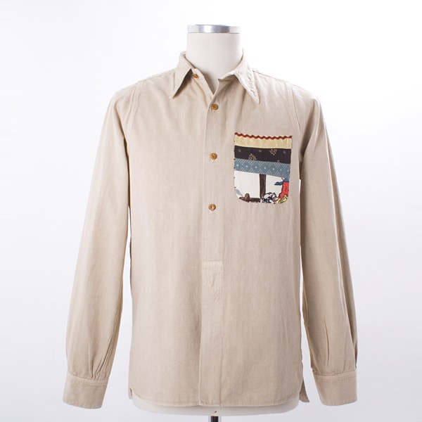 Visvim Vacher Cotton-Linen Shirt