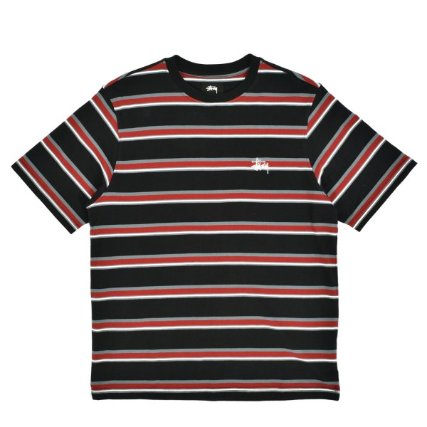 Stussy Harbour Stripe T-Shirt