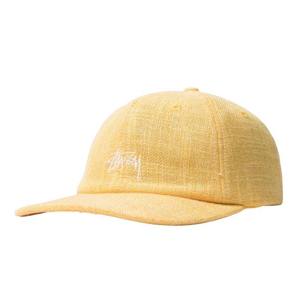 Stussy Loose Weave Stock Strapback Cap