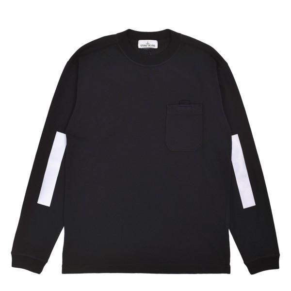 Stone Island Reflective Longsleeve T-Shirt