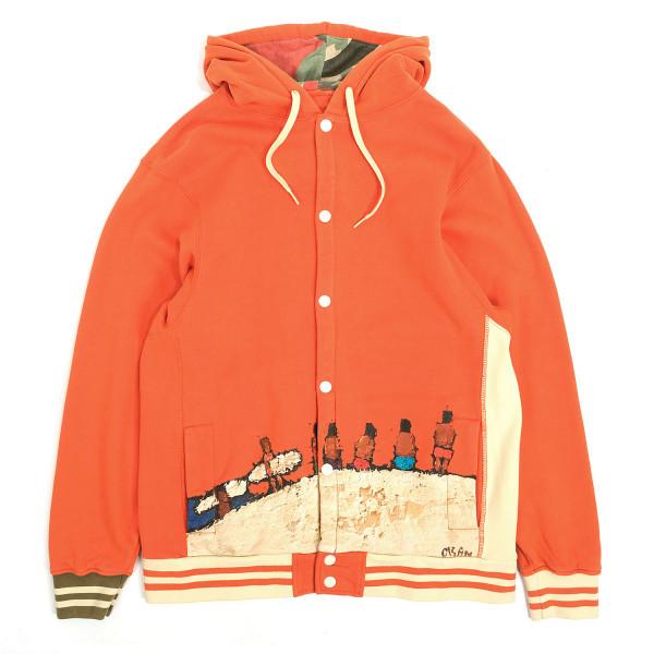 Vans Vault Nigel Cabourn Hooded Sweatshirt