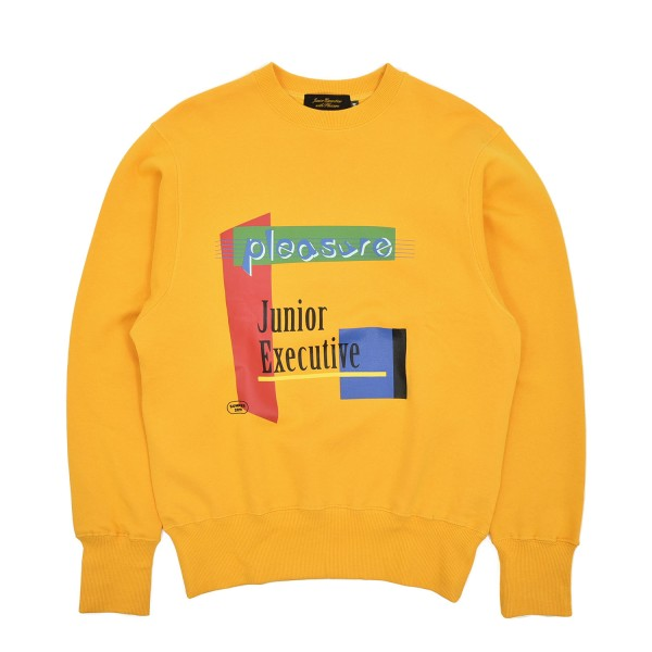 Junior Executive Pleasure Melodies Crewneck Sweatshirt