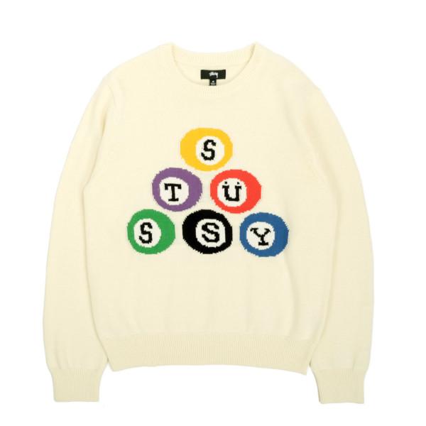 Stussy Billard Knit Sweater