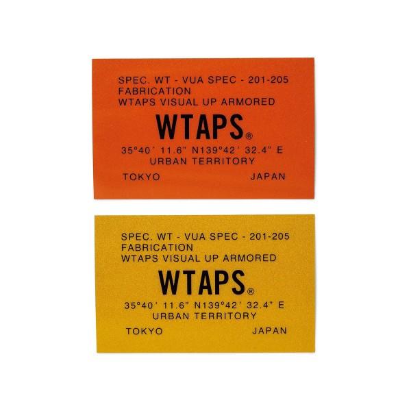 Wtaps Sticky Reflective Sticker