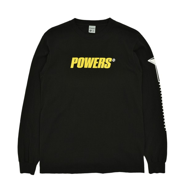 Powers Logo Longsleeve T-Shirt
