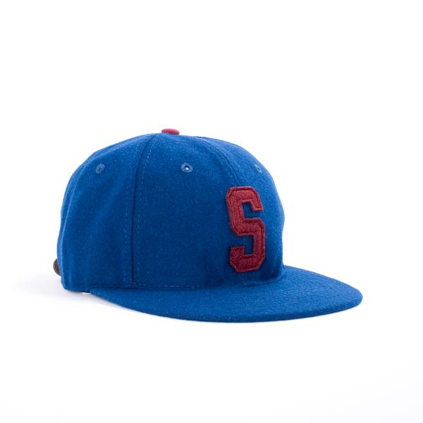 Stussy Felt S Ebbets Ballcap  4050bdf950b