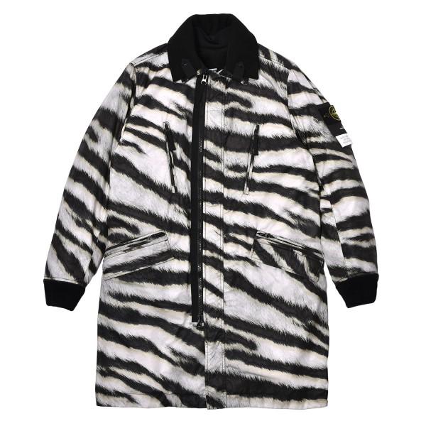 Stone Island Tiger Camo Primaloft Coat