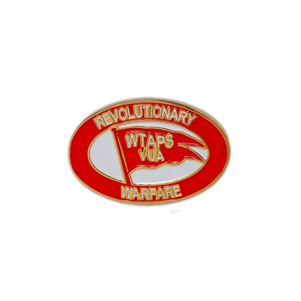 Wtaps Badge 02 Steel Pin