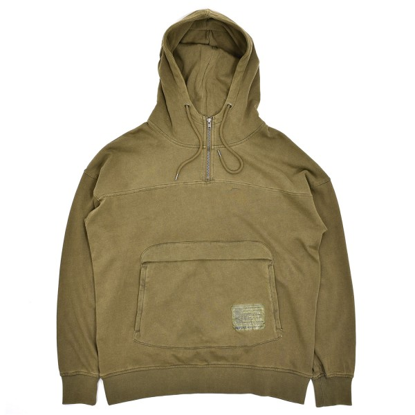 Babylon Pigment Hooded Sweatshirt