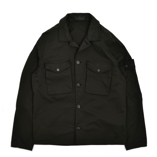 Stone Island Ghost Piece Overshirt