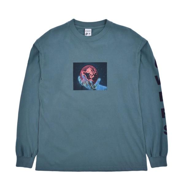 Powers World Domination Longsleeve T-Shirt