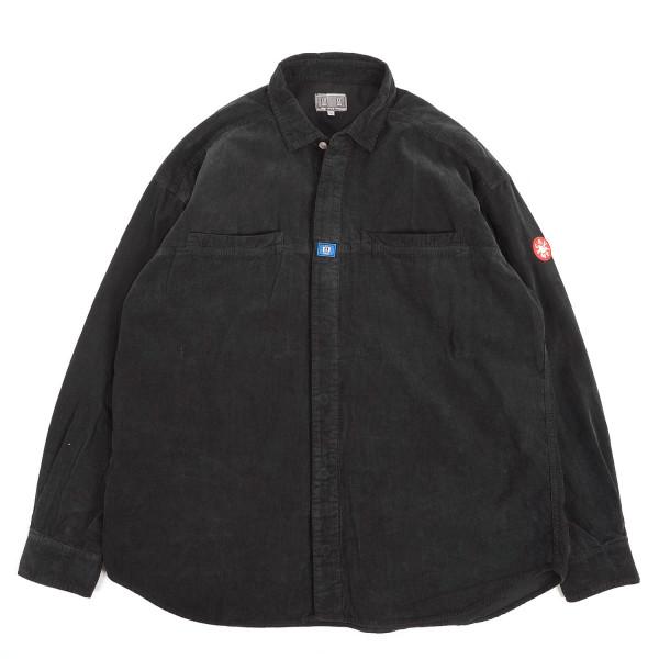 Cav Empt Overdye Cord Design Big Shirt
